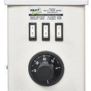 Heat Save temperatuurregeling 2100 wit