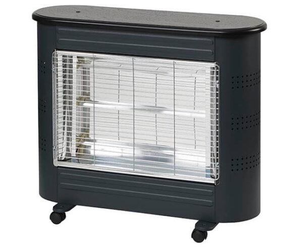 HS1800 zwart verwarming